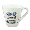 300ML圓方型馬克杯